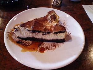 雀屋のケーキ