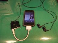 iPhone+ATH-CK90PRO