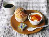 日曜の朝のおうちカフェ