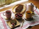 baru-loveさんのお菓子で、おうちカフェの始まり~♪