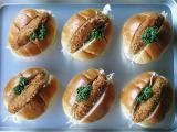 手作りコロッケパン