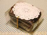 チョコバナナのパウンドケーキ