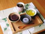 和菓子屋yoshiさんの和菓子deおうち甘味処