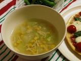 冬瓜&コーン&貝柱入りスープ