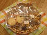 アネモネの焼き菓子と生キャラメル