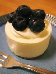 レアーチーズケーキ