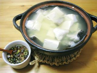 鱈入り湯豆腐