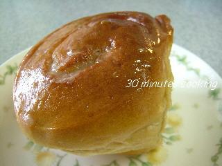 コーヒーシナモンロールパン