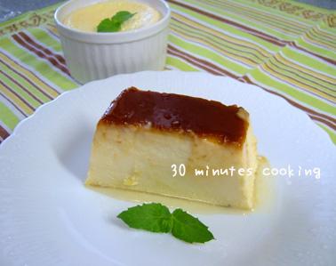 トロ~リ濃厚☆クリームチーズプリン