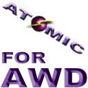atomic パーツ ミニッツ MINI-Z AWD用