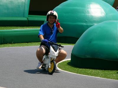 ツーリングバイクZERO-1