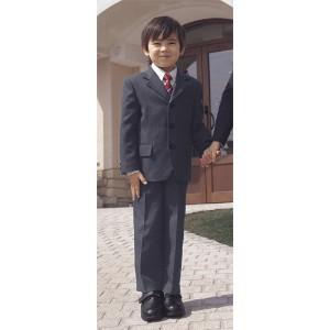 ベルメゾンの子供フォーマルスーツ男児三つボタンスーツ