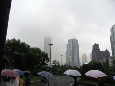 上海1日目