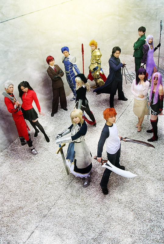 Cosplay Fate Stay Night Faterom_sokuhou01