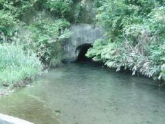 16.戸ノ口堤洞穴