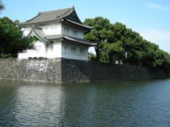 44.辰巳櫓と桔梗濠