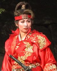 真田幸村(桜花昇ぼる)