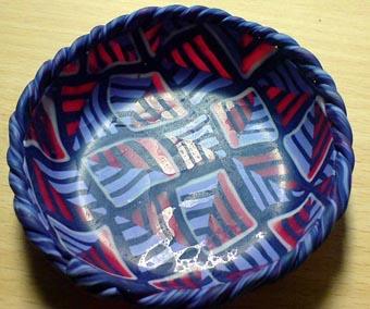 ポリマー小皿