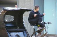 eng091三輪タクシー