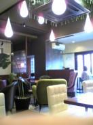 DROP CAFE 店内