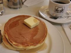 スマートコーヒーのホットケーキ