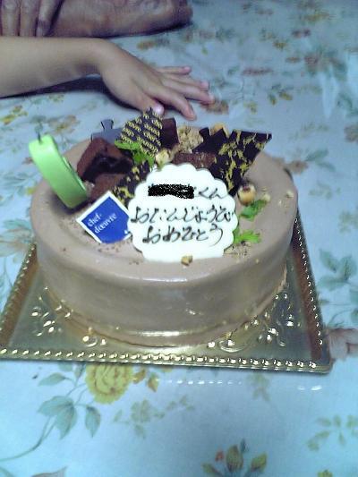 ケーキ2号