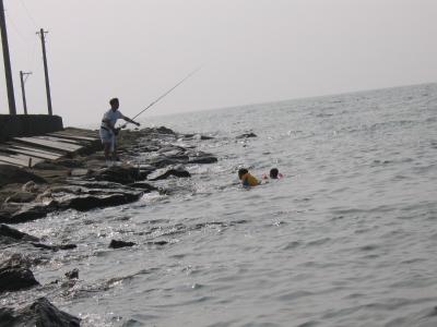 海がすきぃ~
