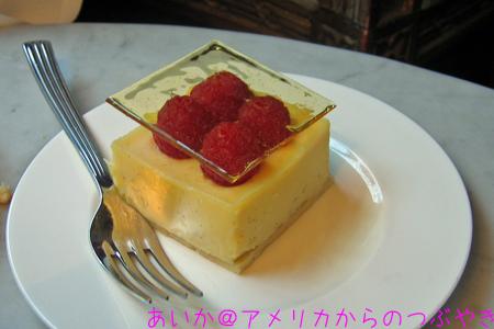 アフタヌーンティーのケーキ2