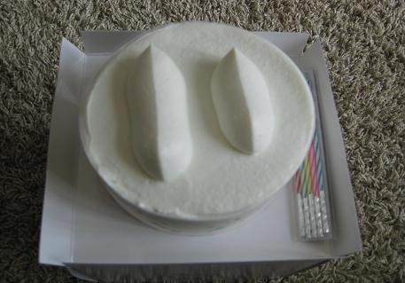 4号ケーキ♪