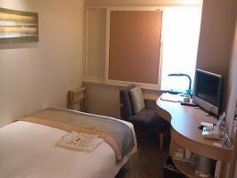 いいホテルだった。