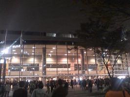 初・横浜アリーナ