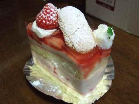 母の日ケーキ2
