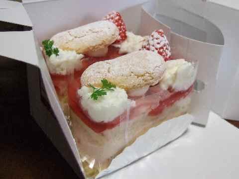 母の日ケーキ1