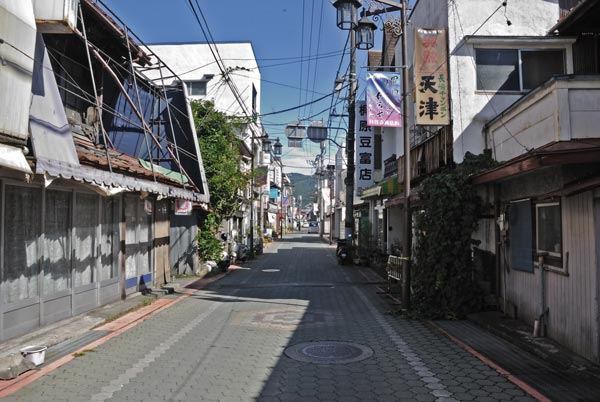 月江寺通り商店街