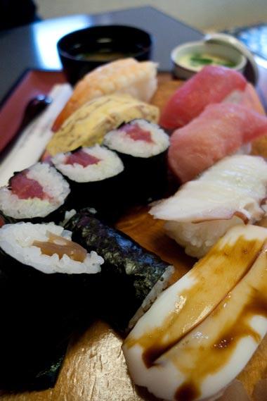 大阪寿司 握り