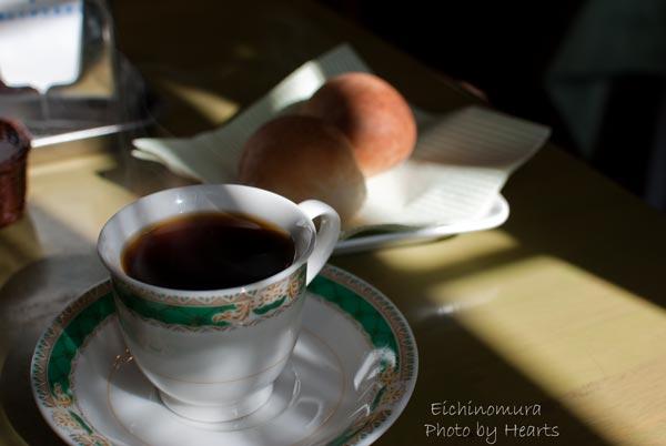 えいちのむら パンコーヒー