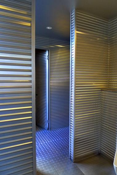 ハイウェイオアシス刈谷 デラックストイレ 内部