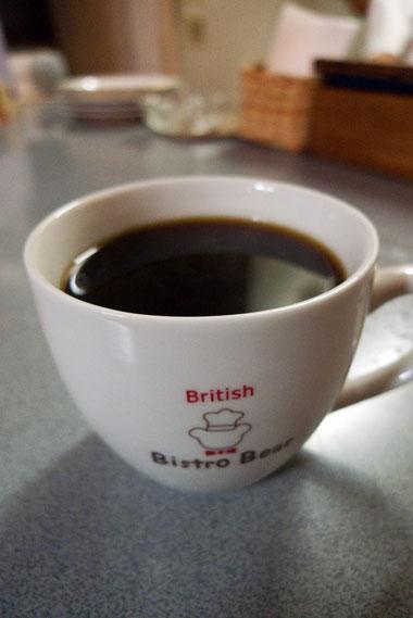 ちゃぼす コーヒー
