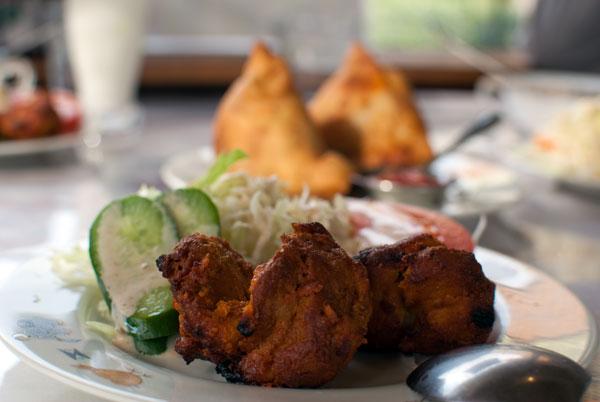 インド料理 ナマステ チキンテッカ
