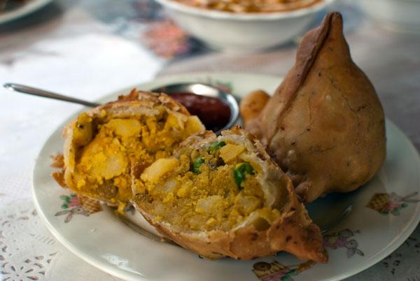 インド料理 ナマステ サモサ