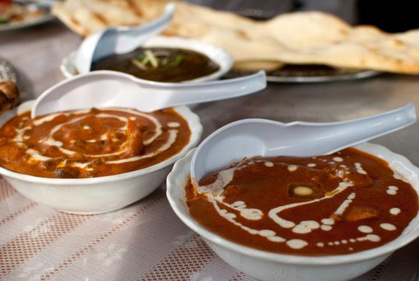 インド料理 ナマステ インドカレー
