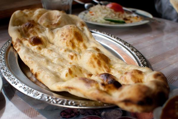 インド料理 ナマステ ナン