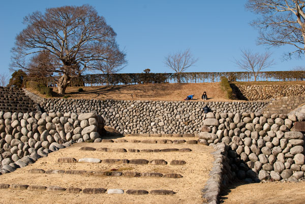 横須賀城公園