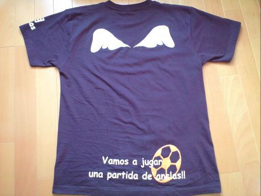限定Tシャツ(裏)