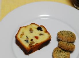 紅茶サブレ&パウンドケーキ