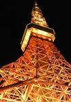 夜:東京タワー♪