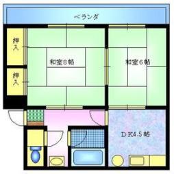 安い昭和アパート