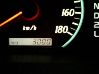ランクス3000キロ