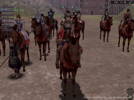 騎馬隊..._〆(゚▽゚*)