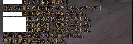 箱から涙..._〆(゚▽゚*)